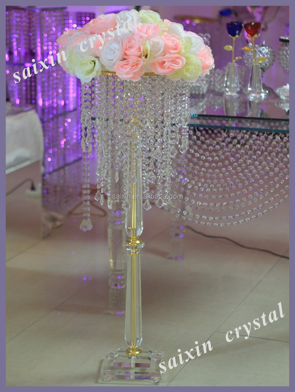 New design of crystal vase for wedding table centerpieces view new design of crystal vase for wedding table centerpieces reviewsmspy