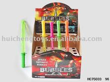 Blow bubble toys, Magic plastic bubbles, Bubble sword HC75033