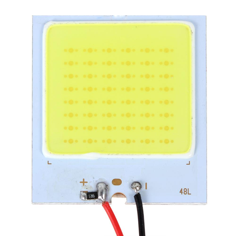 Новое поступление 48 x SMD COB из светодиодов T10 4 Вт белый свет автомобилей свет