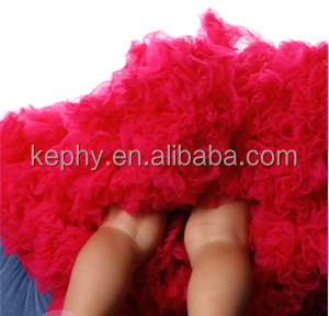 baby red supper fluffy pettiskirt ,tutu,dance skirt ,party tutus