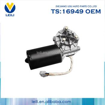 Universal Glass Window 12v Dc Gear Wiper Motor Specifications ...