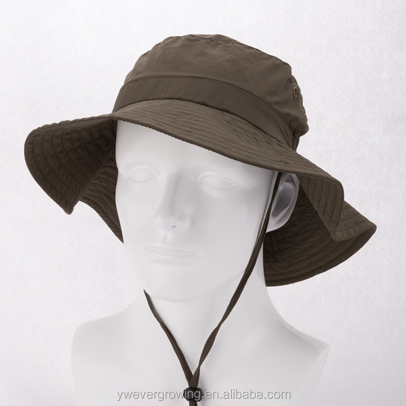 28a5b8d59ca79 Camping Pesca Senderismo Jungle Bush Sun Sombrero Para Hombre - Buy ...