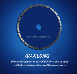 Sintered Segment Fast Cutting Diamond Disk Block Cutting Slab Cutting Granite Stone Blade