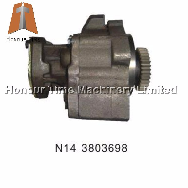 3803698 N14 Truck Oil Pump for Engine Parts
