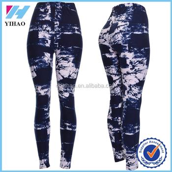 e7688b0ad07655 Yihao Comfortable Full Ankle Length Maternity Leggings pregnancy clothes  wholesale Plus size Printed Leggings