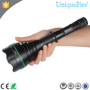 Uniquefire1508 ir 850nm T67 waterproof flashlight,night vision hunting torch