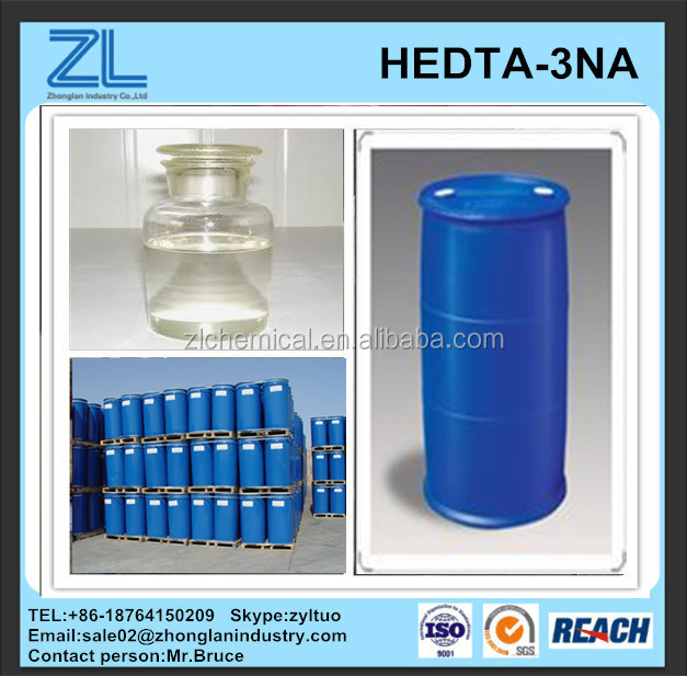 Liquid Hedta-3na 39% China Suppliers