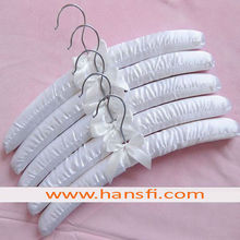 White Hotel Hangers for Hotel Wardrobes or closets