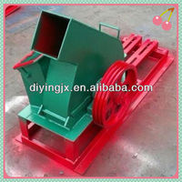 New design wood shaving machine for horse animal bedding