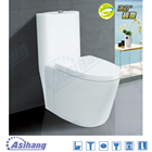 Beautiful design Super-swirling one piece toilet American standard toilet