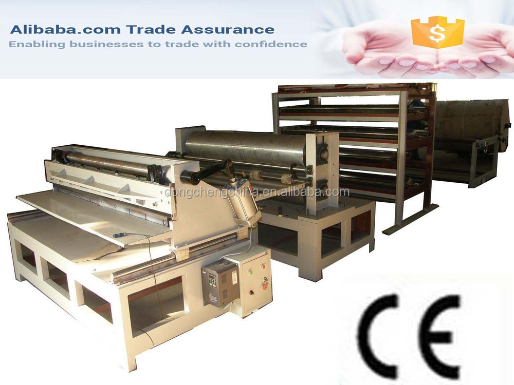 FH series cardboard plate making machine for paper board paper pallet