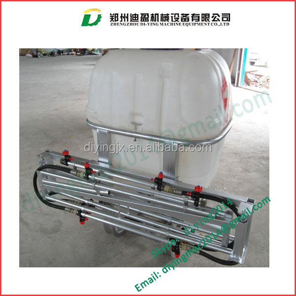Agricultural Hydraulic Tractor Mounted Boom Sprayers/automatic sprayer/rod spray machine