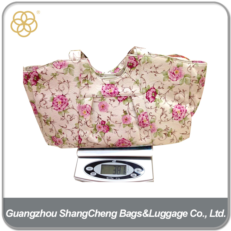 Famous Brand PU Leather Fashion Hand Bags For Ladies