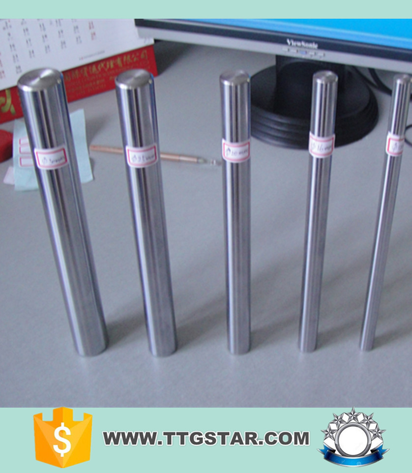 CK45 1045 Chrome Plated Steel Round Bar / Round Steel Shaft