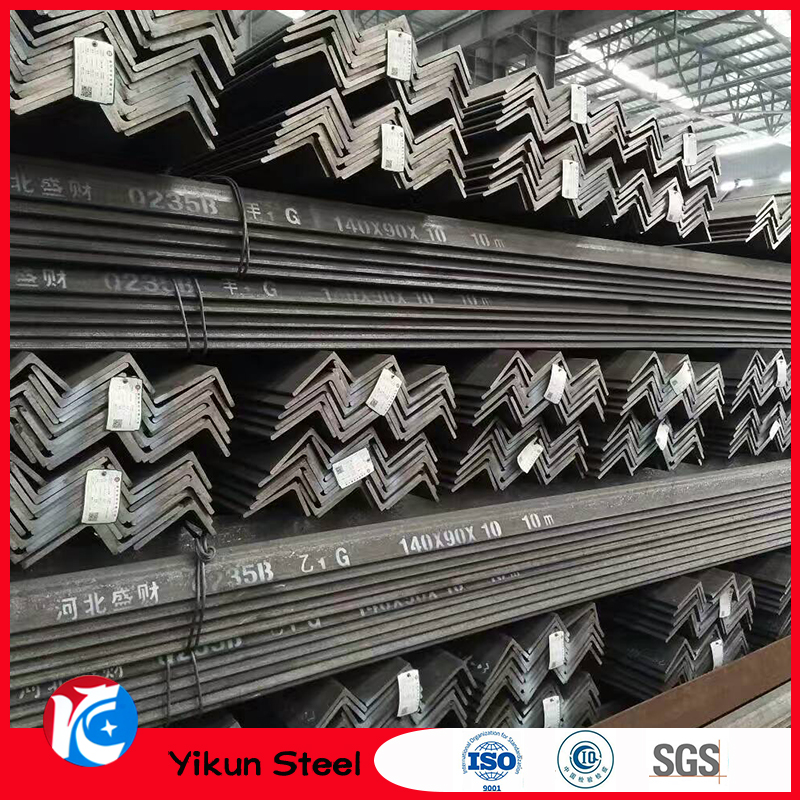 equal angle hot rolled steel angle iron price list all sizes