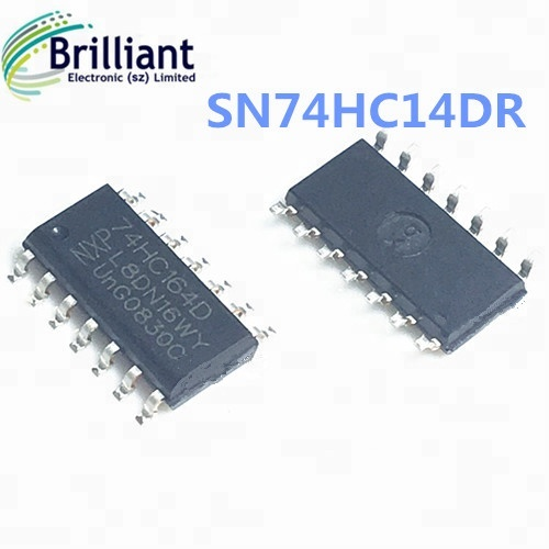 SN74LS14N Inverters Hex Schmitt-Trigger 74LS14 IC 2 pieces