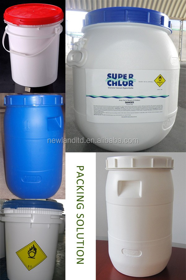Calcium Hypochlorite factory supplier