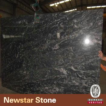 Newstar Black Granite With White Veins