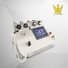 Cheapest price korea body shaping cavitation rf machine