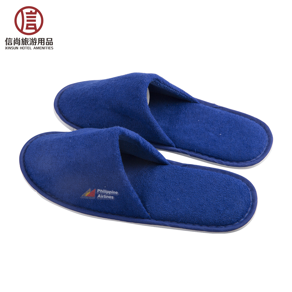 b4c4c3926c33da China Toweling Hotel Slipper