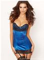 Erotic Lingerie Costumes Plus Size Women s Underwear Sexy Nightwear Lace Back Bandage Lady Night Dress