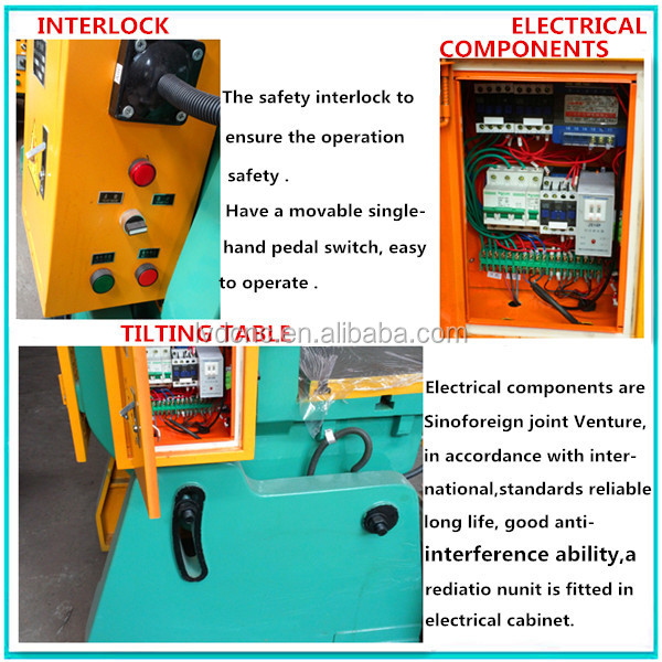 Ceiso Mechanical Punch Press Price,Power Press Machine Parts,Types Of Press  Machine - Buy Mechanical Punch Press Price,Power Press Machine Parts,Types