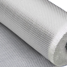 Low price and high quality silicon coated plain woven fiberglass fabric from china