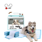 Hot selling pet training pads private label disposable pet pad