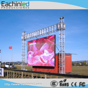 P8.925 Music concert stage backdrop dj equipment LED video wall panels