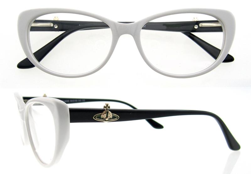 womens designer eyeglass frames  Wholesale cat eye glasses women designer glasses clear frame multi ...