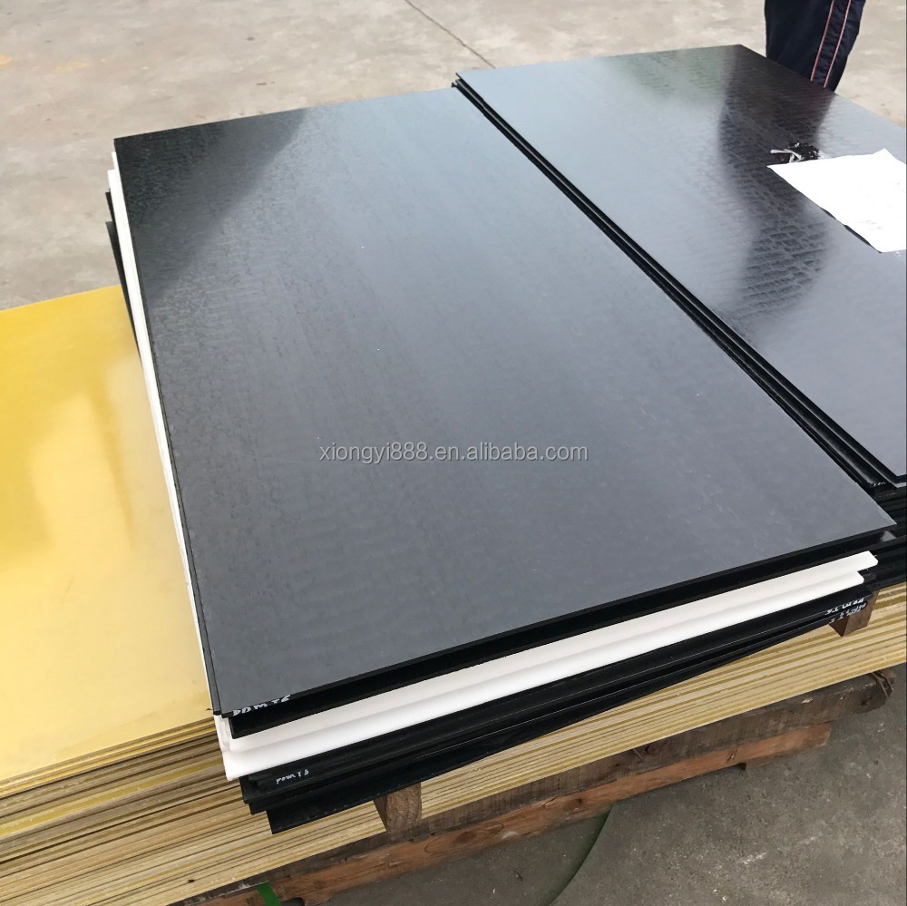 Factory directly sale acetal material high quality POM plastic sheet