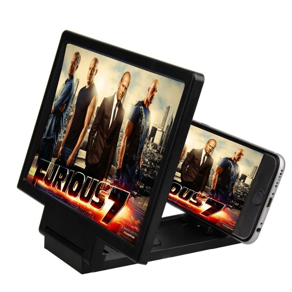 Amazon.com: Screen Magnifier,Dizaul Cell Phone 3D HD Movie Video ...