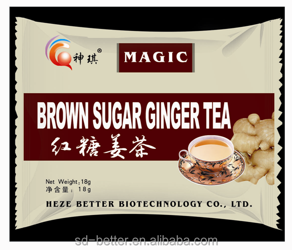 FDA certification chinese instant honey ginger tea for healthy life