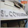 sales inquiry letter decorative small stainless steel metal letters