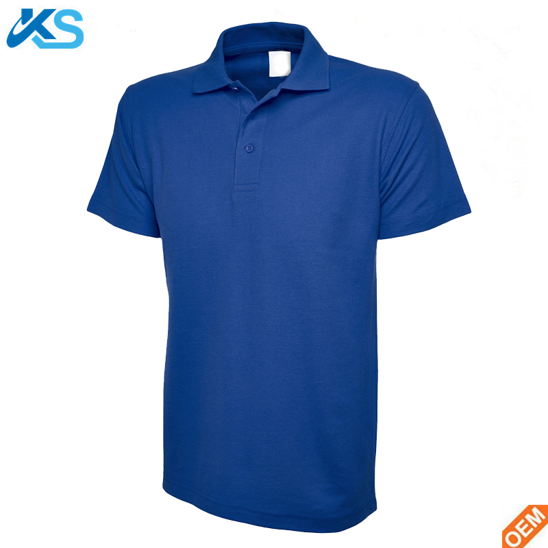 Personalised Cheapest Embroidered Logo any color Business Workwear Uniform Polo Shirt