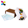 High quality thick board card custom printing invitation greeting wedding thank you cards with box