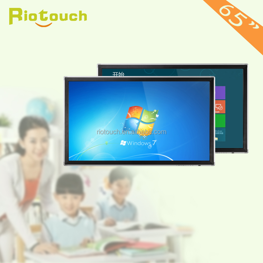 Ir Touch Screen Monitor All In One Lcd Touch Screen Smart Tv With ...