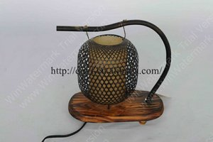 bamboo lamp shade,table bamboo lampshade new product