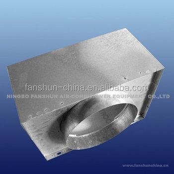 Insulation Plenum Box For Ducts Pb-g - Buy Air Plenum Box,Air-conditioning  Spare Parts,Diffuser Plenum Box Product on Alibaba com