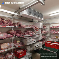 MOON good quality cold room freezer price and chiller room
