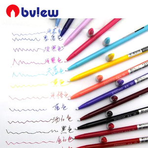 New design art fine tip watercolor marker for drawing,writing