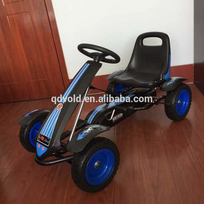new design manual assemble kids go kartfunny pedal car for childrenchristmas toy