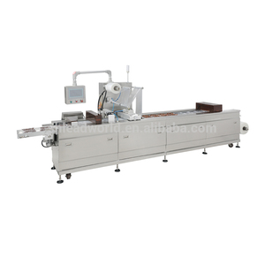 High Quality Vacuum Packing Thermoforming Machine for Sausage Production LIne