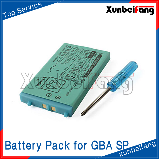 Gba Sp Battery, Gba Sp Battery Suppliers and Manufacturers at ...