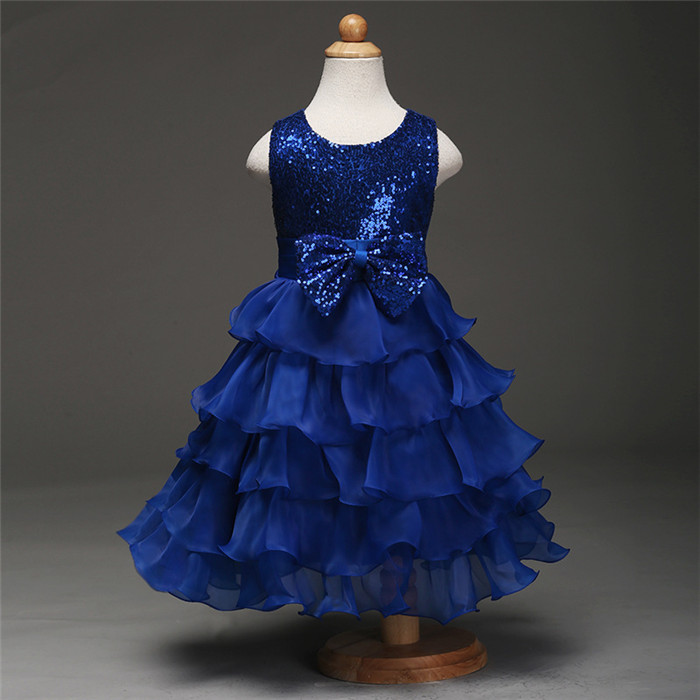 Sd-1106g New Fashion Pictures Of Latest Gowns Designs Kids Beautiful ...