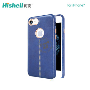 Most Popular Design PU Leather Stitching Phone Accessories for iphone7