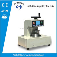 laboratory instrument fabric water permeability resistance testing machine