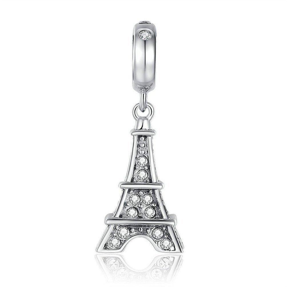 b306d7fc42eeb Cheap Sterling Silver Eiffel Tower Charm, find Sterling Silver ...