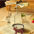 Christmas deer metal candle holder lantern table lamp for home and garden