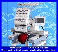 New tajima type HONG single head computerized embroidery machine